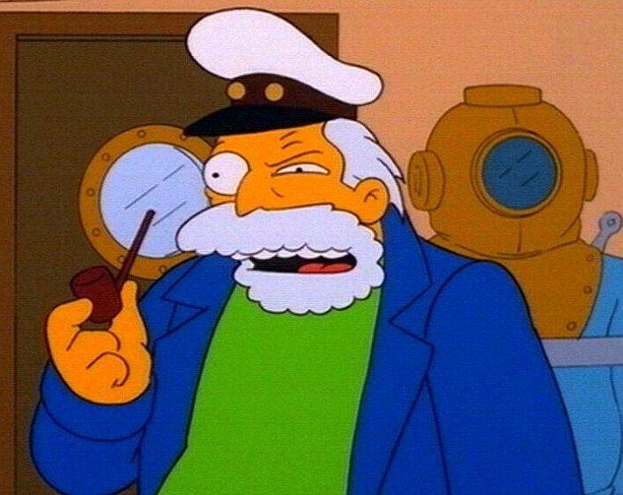 Капитан МакКалистер