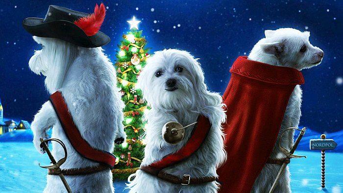 Список топ 10 лучших комедий про собак
