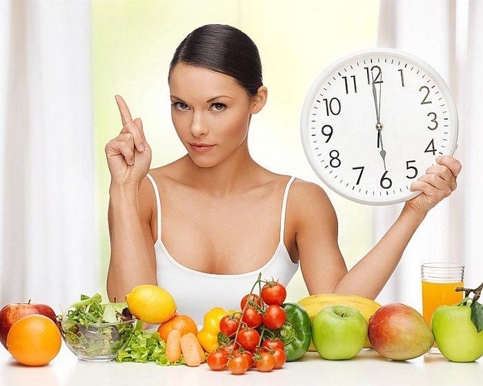 Почасовая диета для похудения меню на каждый день