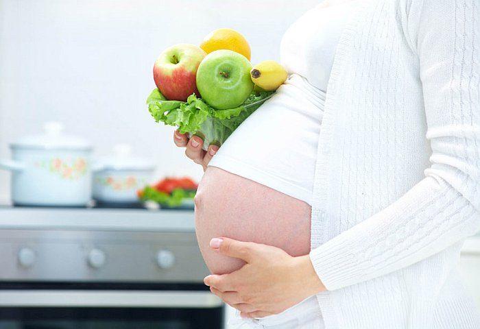 Диета для беременных - 1,2,3 триместры, меню