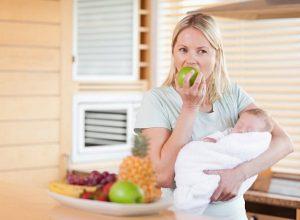 Диета после родов для похудения для кормящих и некормящих мам