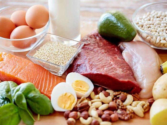 Количество белка при соблюдении диеты