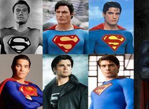 Список фильмов про Супермена