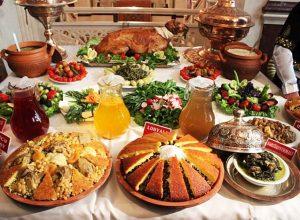 10 рецептов блюд азербайджанской кухни