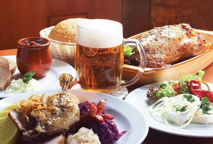 11 рецептов блюд чешской кухни