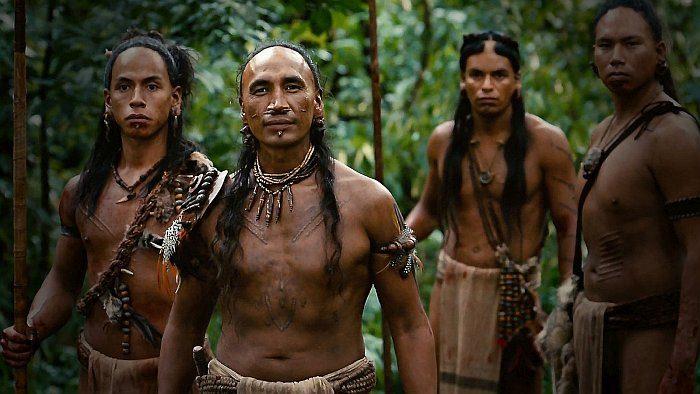 Список топ 10 лучших фильмов про индейцев майя