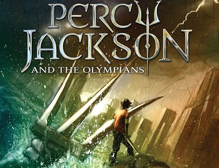 Книги Перси Джексон по порядку