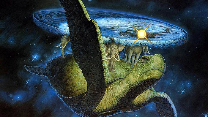 Книги про Плоский мир Терри Пратчетта - все части по порядку