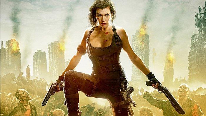 Фильм Resident Evil все по порядку
