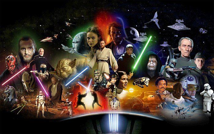 Фильмы Звездные войны все части по порядку