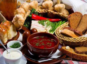 11 рецептов блюд украинской кухни