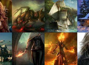 Книги серии Пятьдесят оттенков магии
