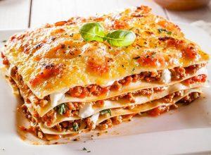 Лазанья — история происхождения и рецепты приготовления