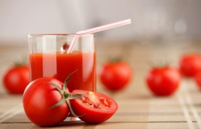Разгрузочный день на томатном соке азы похудения