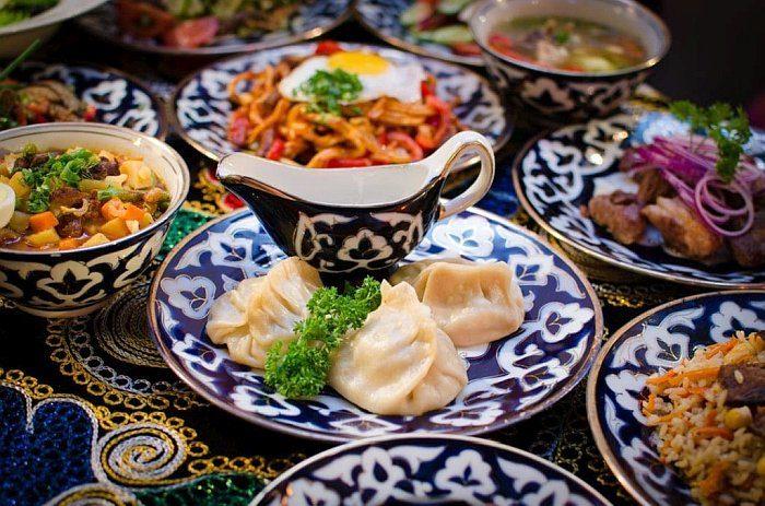 30 рецептов узбекской кухни