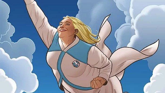 Sony Pictures выпустит первый в мире фильм о супергероине plus-size Фейт