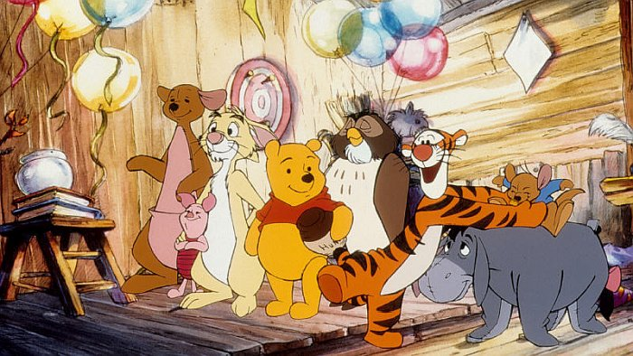 Винни-Пух, его друзья и их психические расстройства