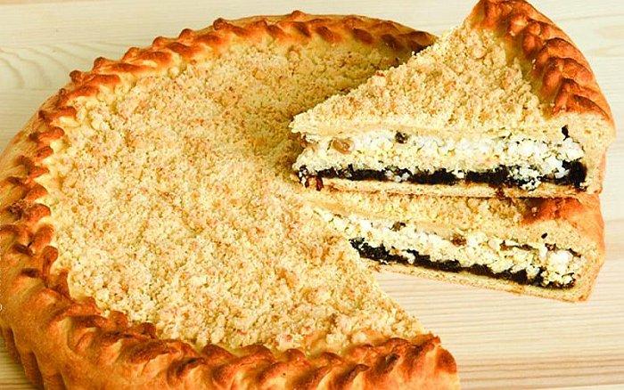 2 рецепта пирога губадия