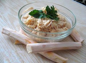 Рецепты блюд из хрена