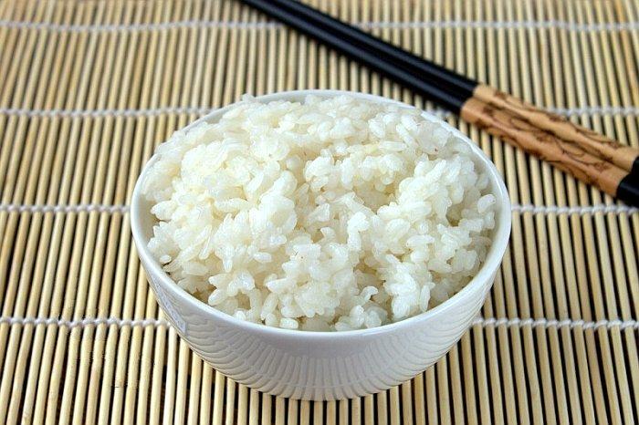 Как правильно варить рис для суши
