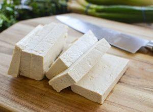 Рецепты блюд с сыром тофу