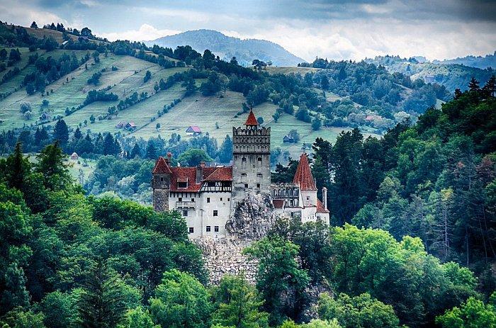 Самые известные замки Румынии