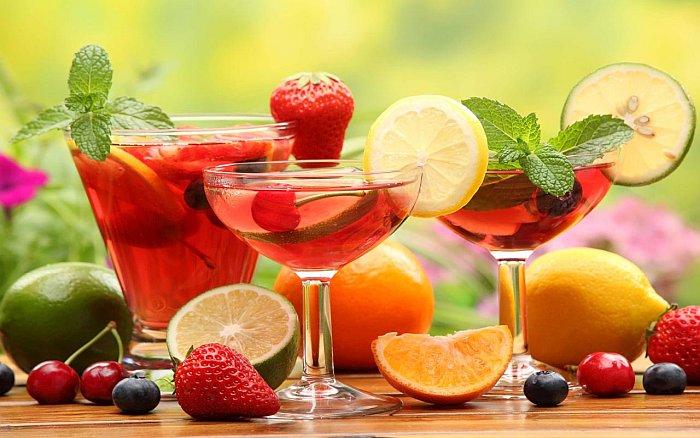 Рецепты безалкогольных напитков