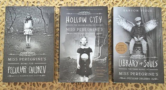 Книги Мисс Перегрин