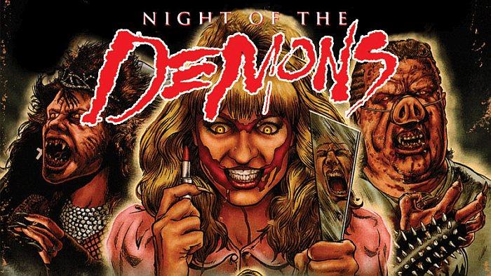 Фильмы Ночь демонов