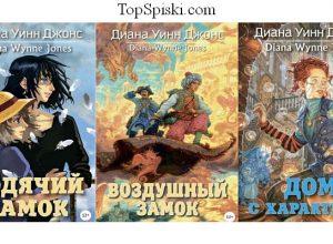 Книги Ходячий замок