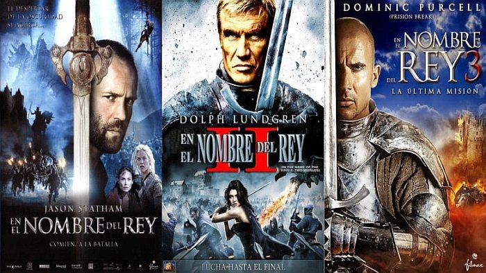 Фильмы Во имя короля