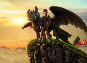 Мультфильмы Как приручить дракона