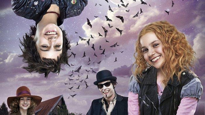 Фильмы Семейка вампиров