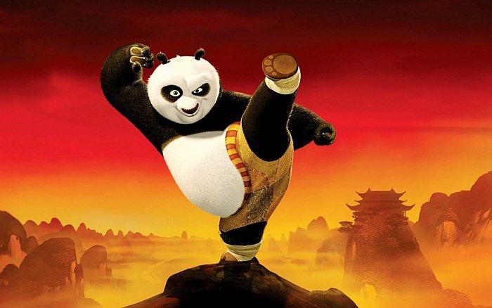 Мультфильмы Кунг-фу панда