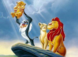 Мультфильмы Король Лев