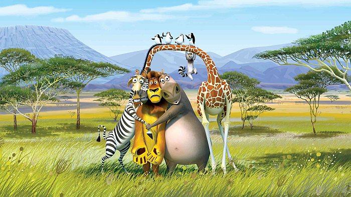 Мультфильмы Мадагаскар
