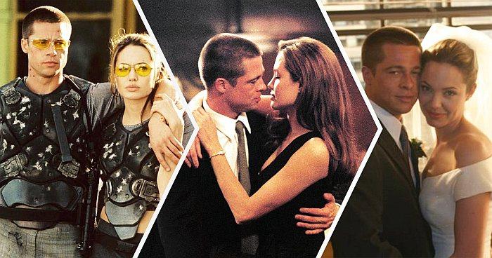 Фильмы с Анджелина Джоли и Брэд Питт