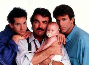 Фильмы Трое мужчин и младенец