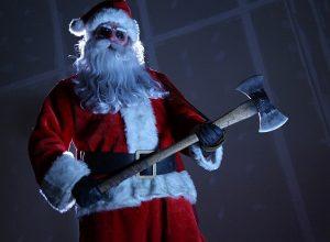 Фильмы ужасов про Санта Клауса