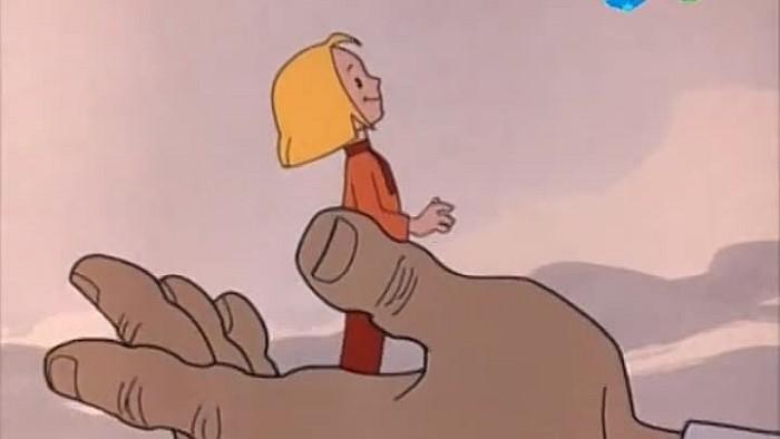 Мультфильмы Мальчик-с-пальчик
