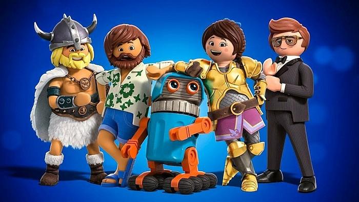 Мультфильмы Playmobil