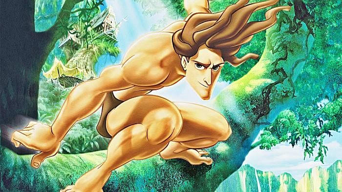 Мультфильмы Тарзан