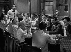 Фильмы 12 разгневанных мужчин