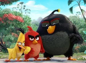 Мультфильмы Angry Birds