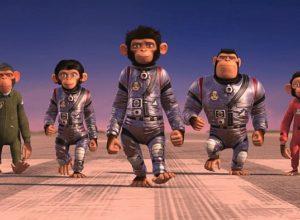 Мультфильмы Мартышки в космосе