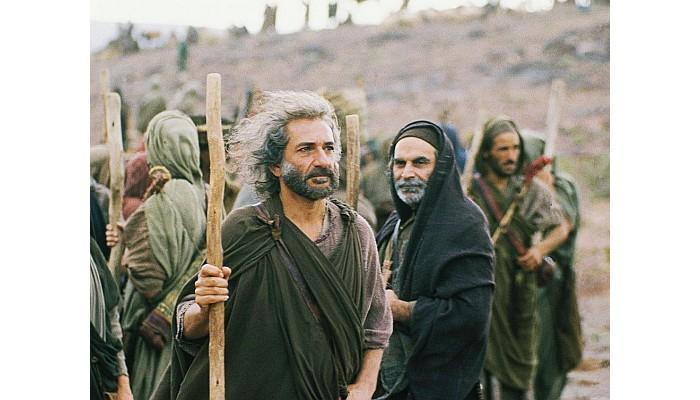 Фильмы и мультфильмы про Моисея