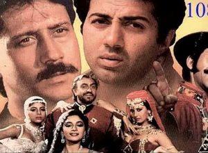 Индийские фильмы Трое разгневанных мужчин