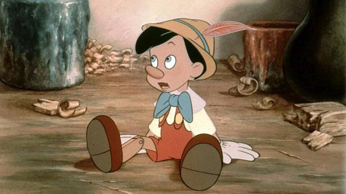 Мультфильмы про Пиноккио