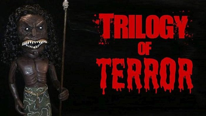Фильмы Трилогия ужаса