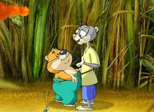 Мультфильмы Удивительные приключения Хомы